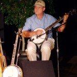 Banjo & lead guitar instrumentalist Larry Lowe performing Soldier's Joy
