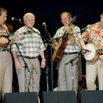 "Pancho & Lefty with the ""Elderly Brothers,"" Ben Greer & Jack Prugh"