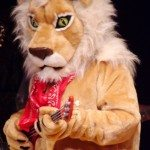 Barbara Haskew as A Lion Named Sam