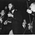 The Cumberland Trio's first major public performance on May 1963 at the University of Tennessee in Knoxville before 3,000 people