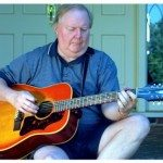 Andy & 1963 Gibson B-45-12 guitar
