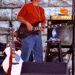 Bob Wilkerson on Electric Bass
