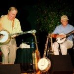 Andy & Larry Lowe performing Dueling Banjos!!