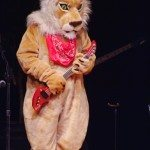 Barbara Haskew as A Lion Named Sam